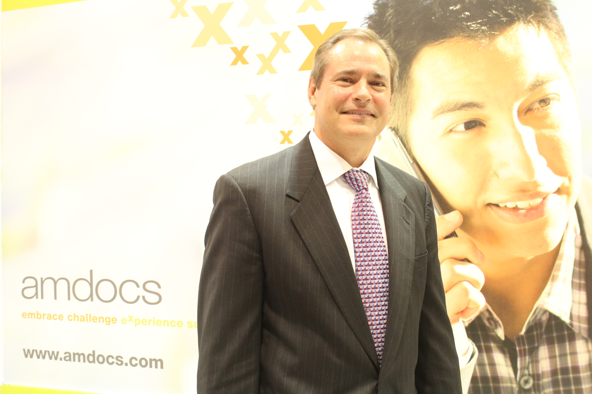 Christopher K. Williams - Head of Global Marketing, Amdocs