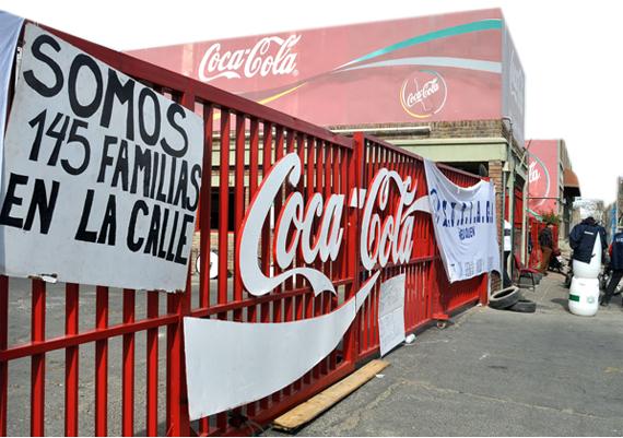 Coca-Cola despedirá a 1.800 empleados
