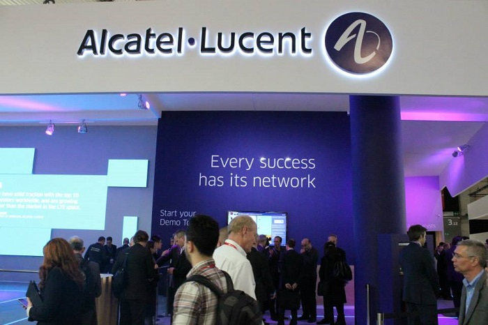 Alcatel-Lucent MWC15