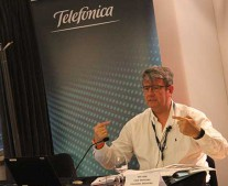 Telefónica: Enrique Blanco, CTO Global