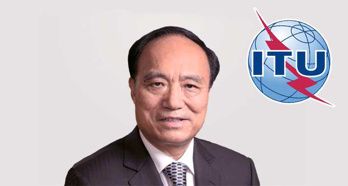 Houlin Zhao, Secretario General de la ITU