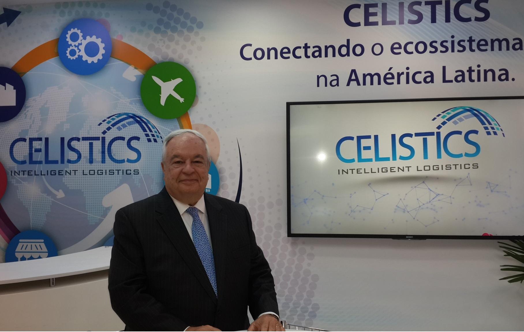 José Antonio Ríos, Presidente del Grupo CELISTICS