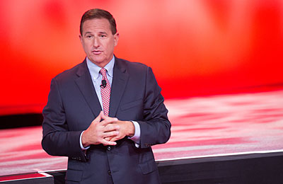 Mark Hurd, CEO de Oracle
