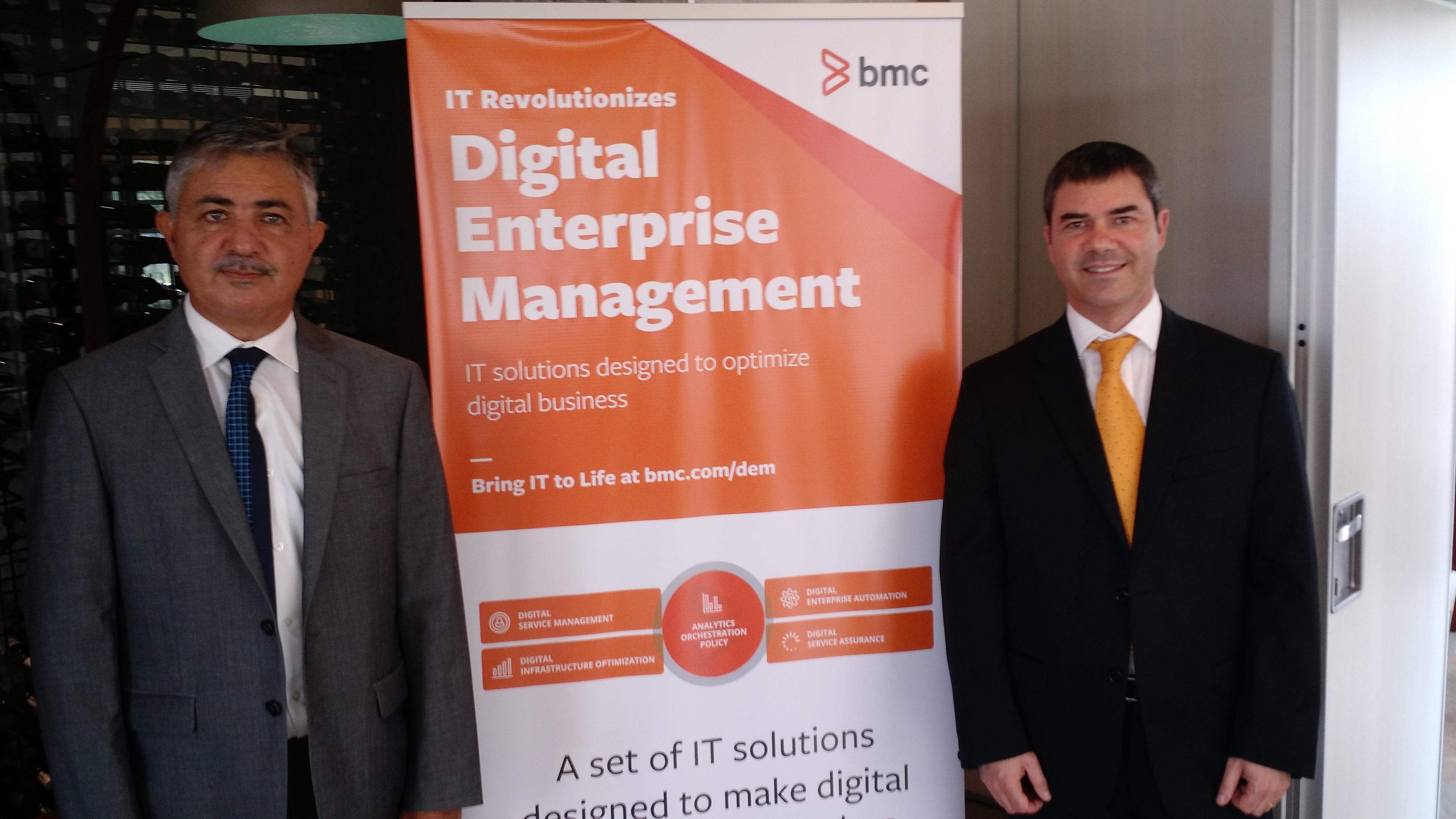 BMC presentó su estrategia basada en la Empresa Digital