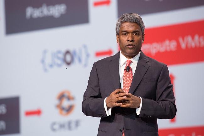 Thomas Kurian, presidente de Oracle