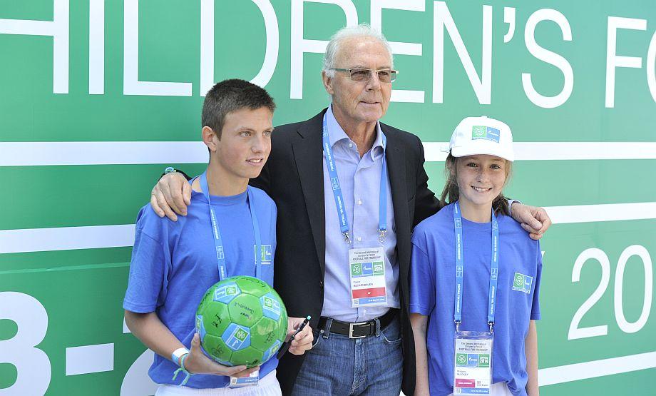 Gazprom auspicia la cuarta edición de FOOTBALL FOR FRIENDSHIP Internacional