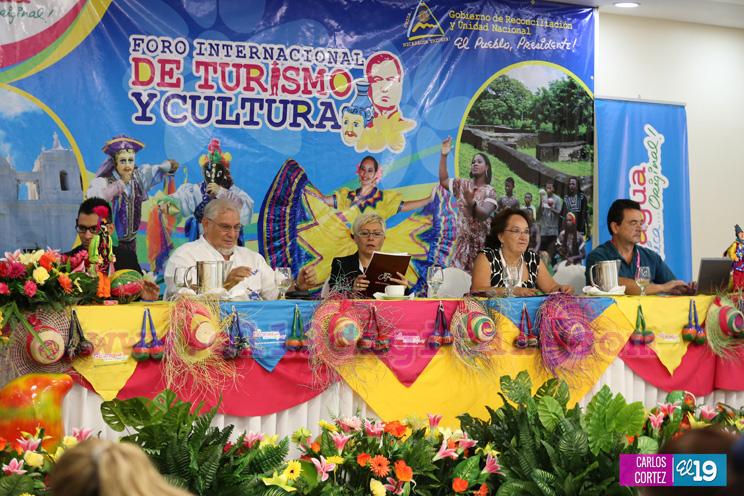 Foro internacional sobre turismo y cultura en Nicaragua: cierre con balance positivo (Fuente: Carlos Cortez)