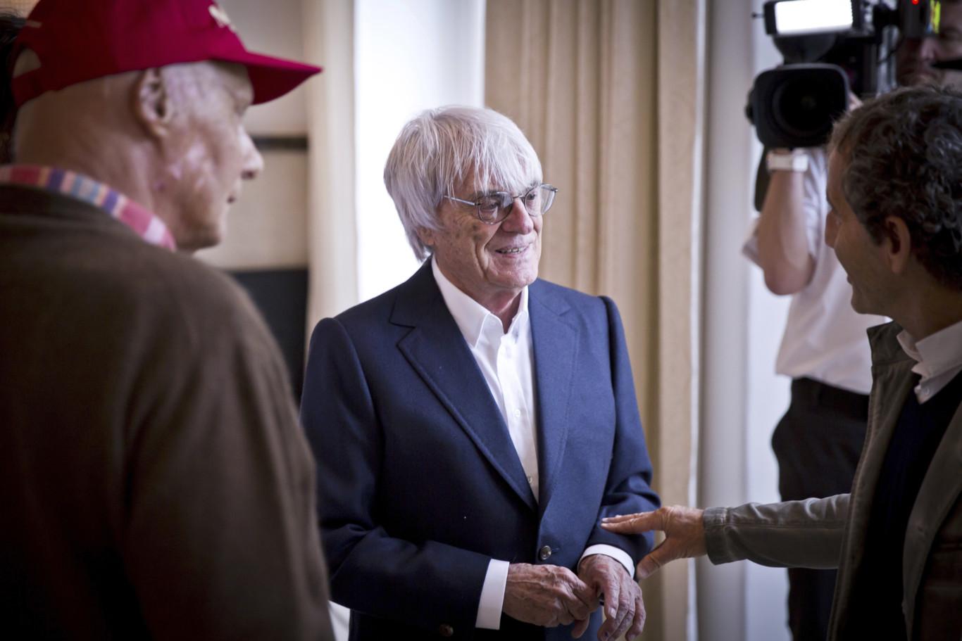 Fórmula 1: Bernie Ecclestone