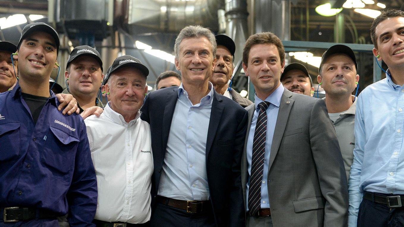 Bridgestone Argentina realiza una fuerte inversión en el país
