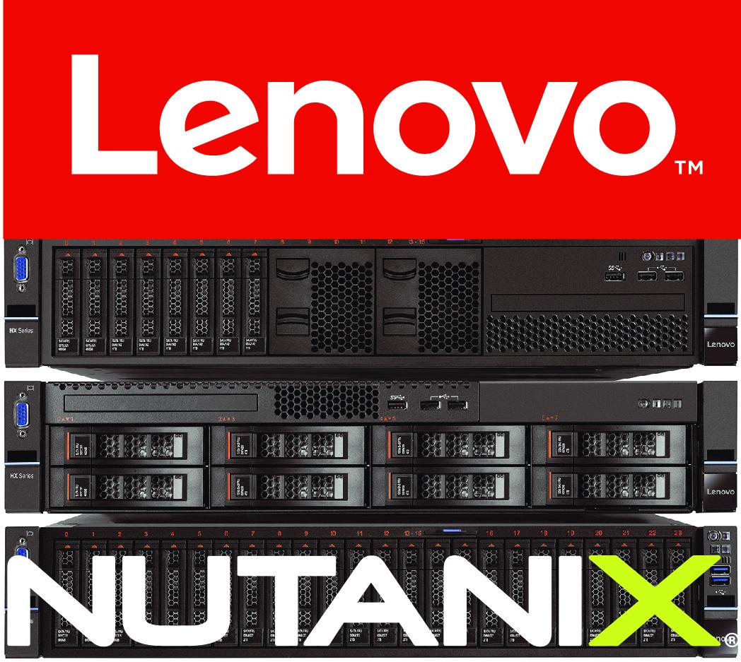 Lenovo y Nutanix : Alianza estratégica mundial