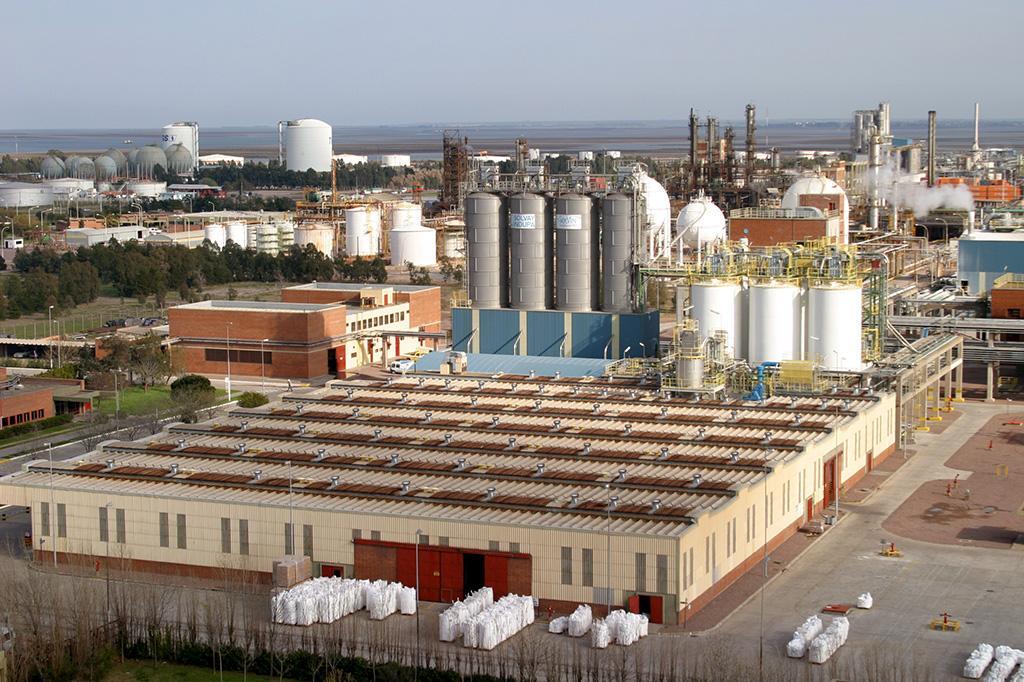 Solvay Argentina recibe aporte de su casa matriz por u$s25 millones