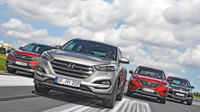 Hyundai espera duplicar las ventas y retomar el crecimiento en 2016