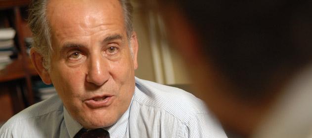 Presidente del Senasa, Jorge Dillon