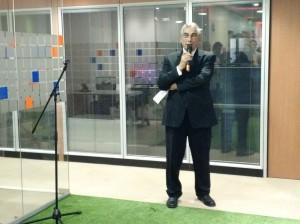 Luis Robbio, CEO de Belatrix Software