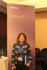 Soledad Ortiz, Directora de Marketing y Comunicaciones de Nokia para Cono Sur