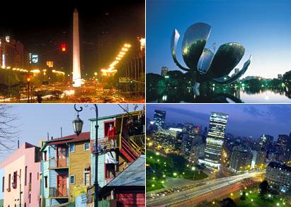Argentina ofrece opciones para disfrutar la naturaleza cerca de centros urbanos