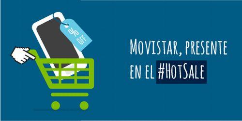 Movistar y Telefónica se suman al Hot Sale con grandes descuentos