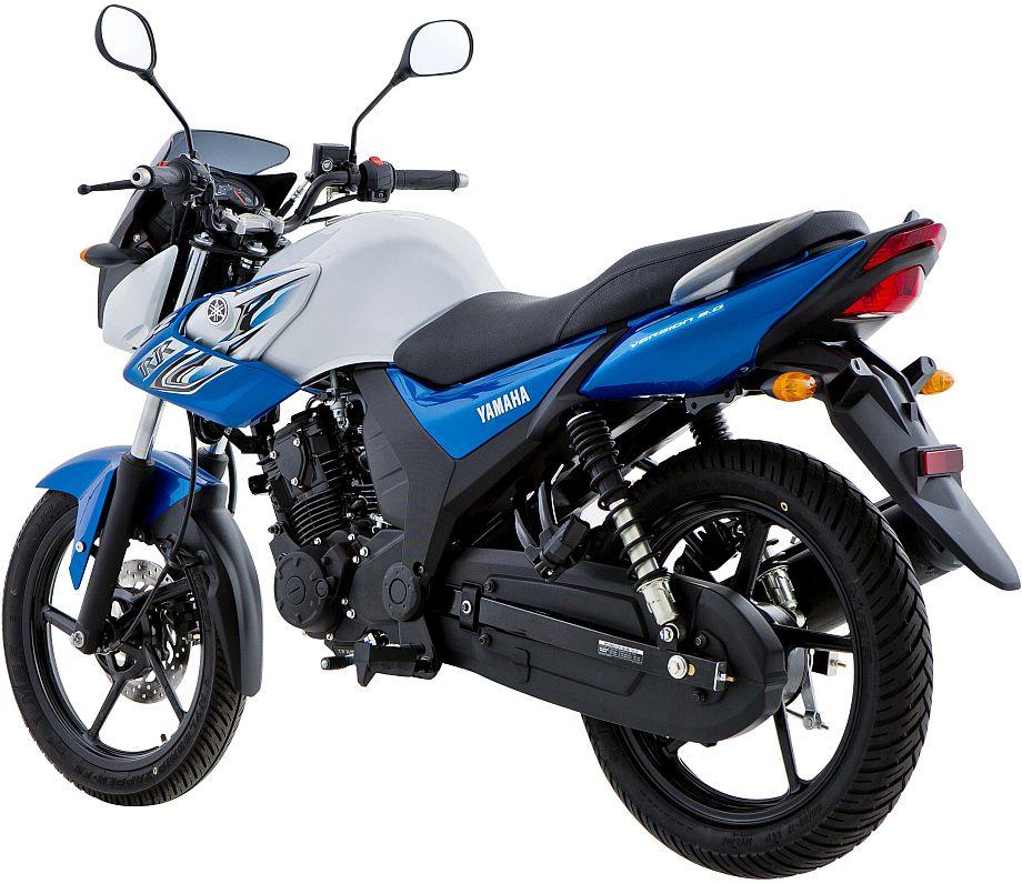 Yamaha y una nueva propuesta: Baja Media Cilindrada Sz-Rr