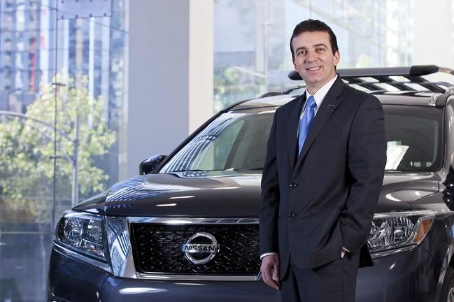 Airton Cousseau, ex CEO Nissan Mexicana