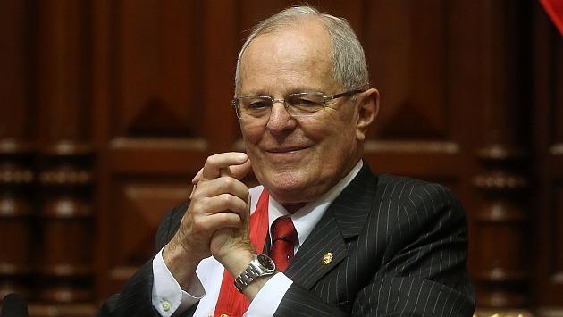 Pedro Pablo Kuczynski , Perú, Gobierno