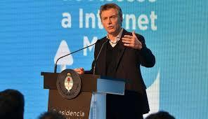 Mauricio Macri, 4G, Telecomunicaciones, TIC