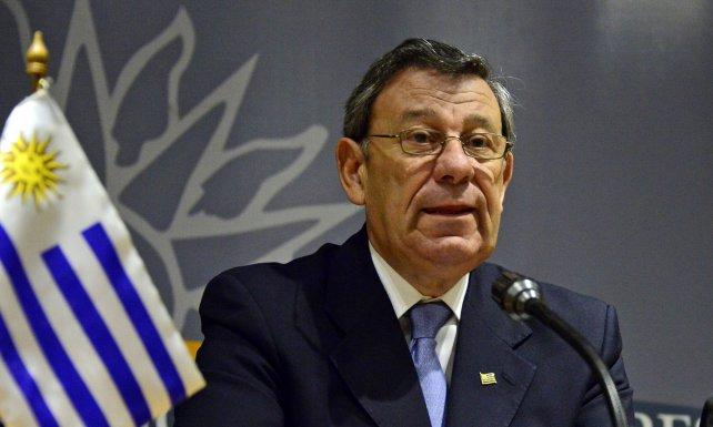 Canciller de Uruguay en Mercosur