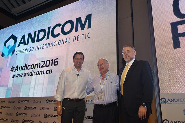 Andicom 2016: Colombia y el reto de la transformación digital