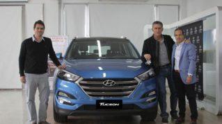 Hyundai y el Paton Bauza