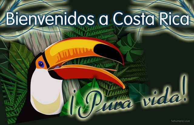 Costa Rica: Aumentó un 21% el ingreso de turistas provenientes de Estados Unidos