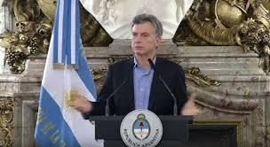 Mauricio Macri anunció el Plan Nacional de Salud