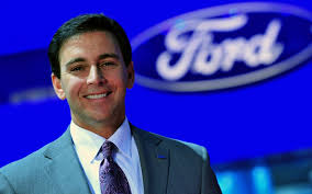 Mark Fields, Presidente y CEO de Ford