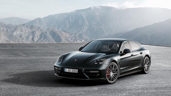 Porsche presentó la segunda generación del Panamera