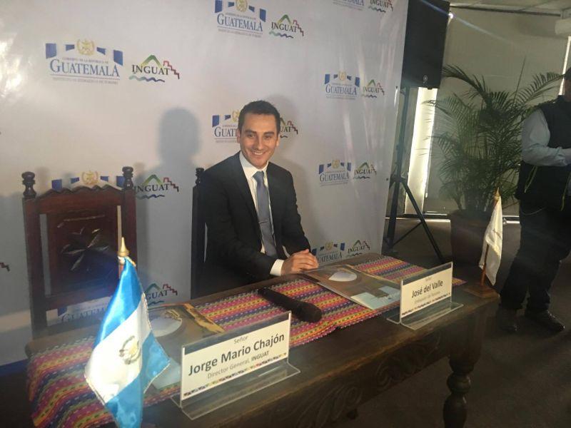 José del Valle es el nuevo Embajador de Turismo en Guatemala