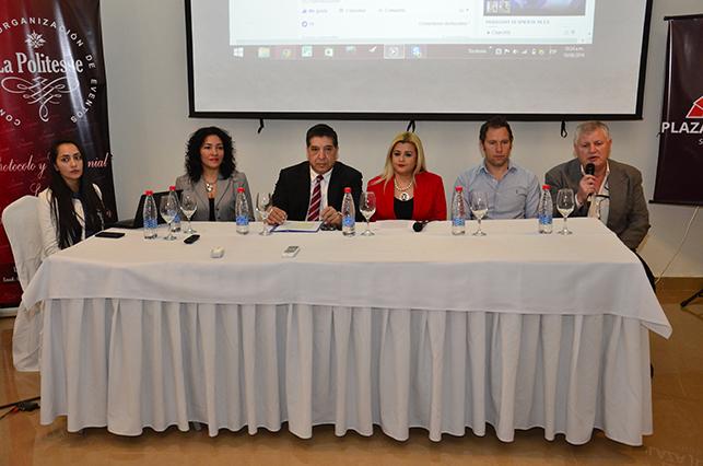 Paraguay: Se viene el Congreso Iberoamericano de Protocolo y Turismo Cultural