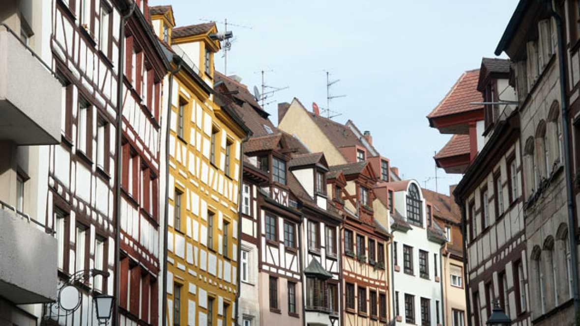 Boom del mercado inmobiliario aleman