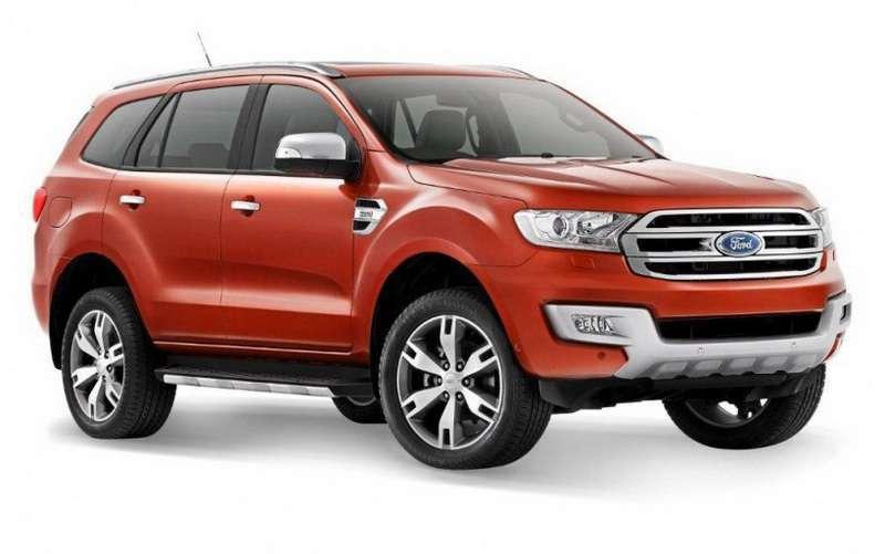 El Ford Everest 2016 vuelve al mercado automotriz de Costa Rica