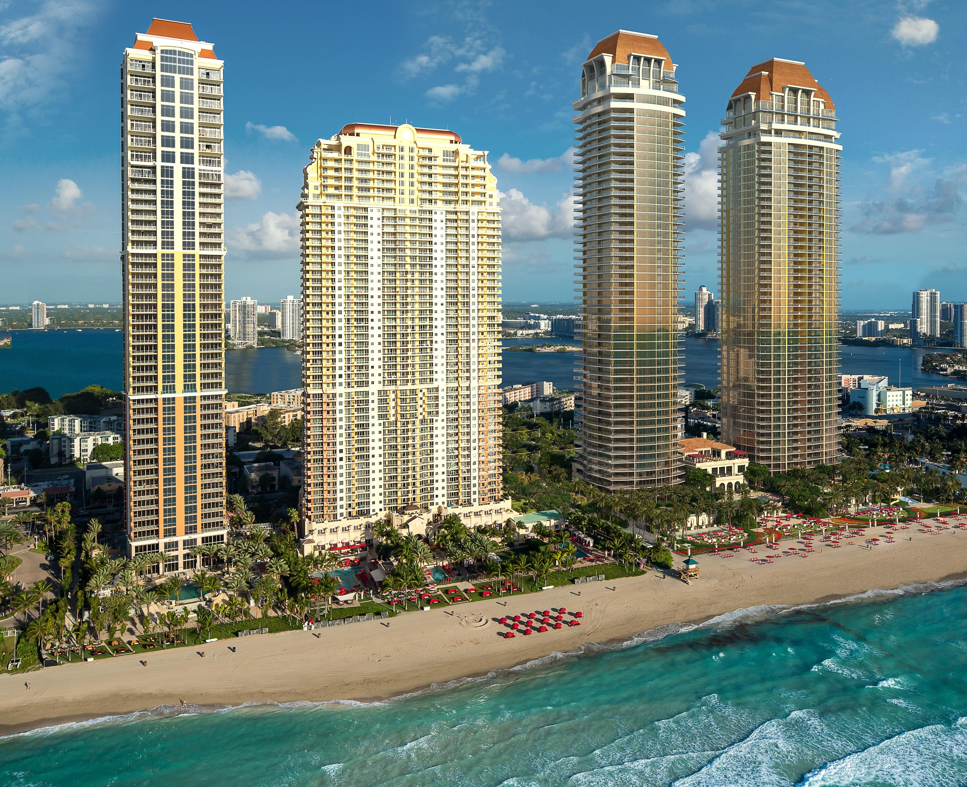 Grupo Trump llega a Chile para ofrecer un proyecto en Miami por US$1.500 millones