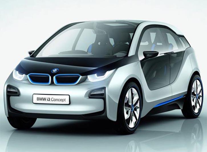 BMW llega a Panamá con su primer auto eléctrico