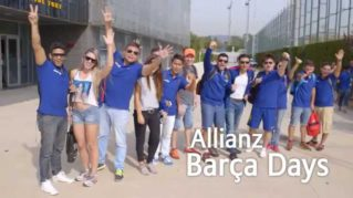"""Allianz Argentina lanza la promoción """"Barca Days"""""""