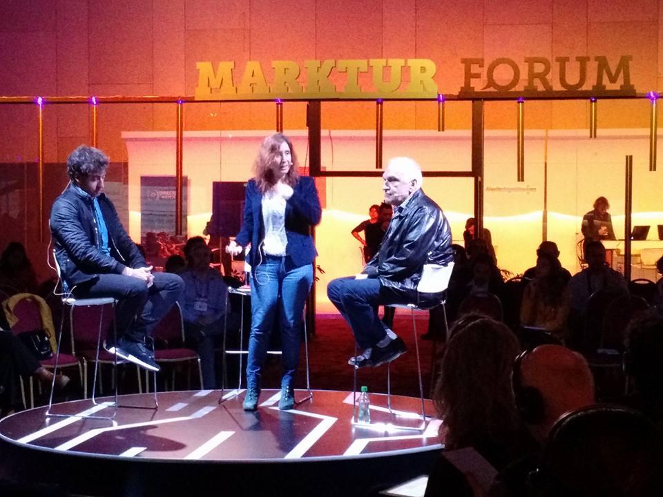 Marktur Forum 2016: Economía colaborativa y comunicación sustentable
