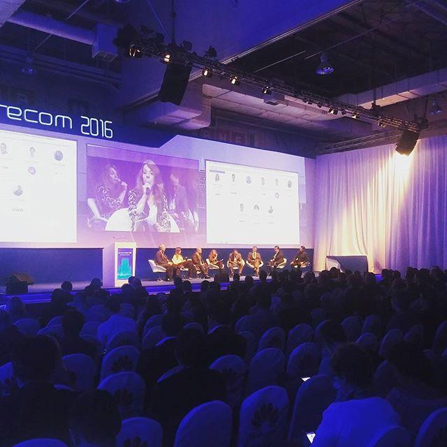 Futurecom 2016: proyección 2021