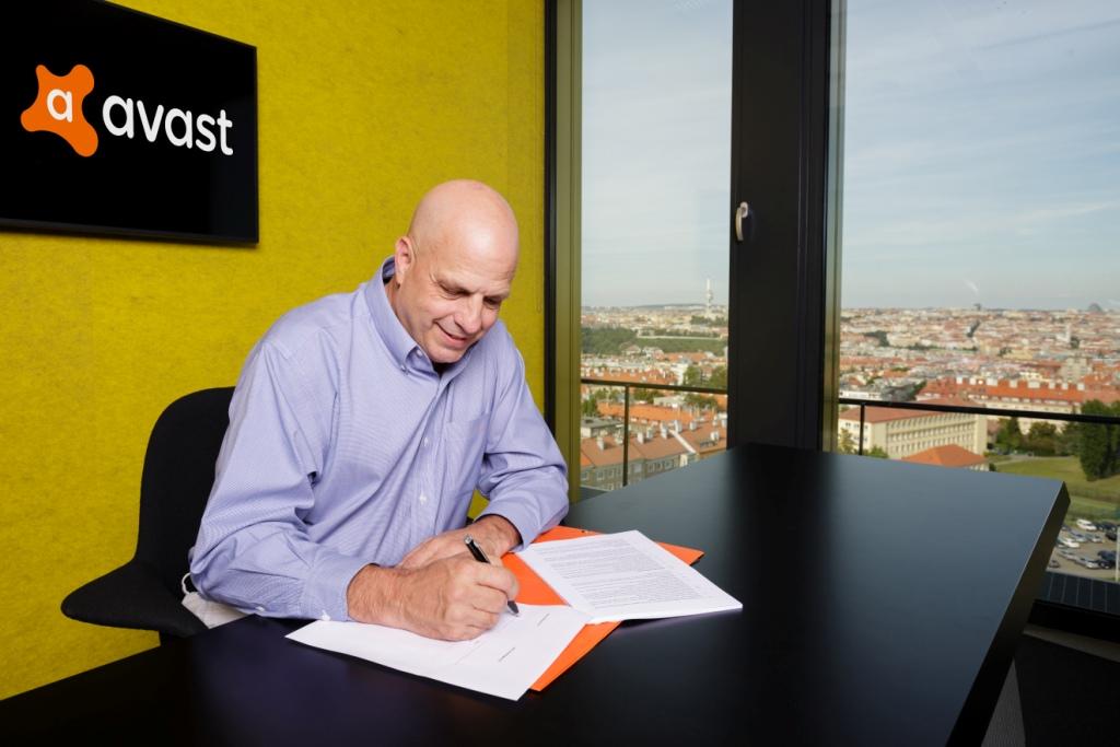 Vince Steckler, nombrado Chief Executive Officer de la nueva Avast