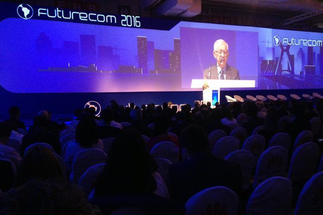 En Futurecom 2016: Martin Juarez Quadros