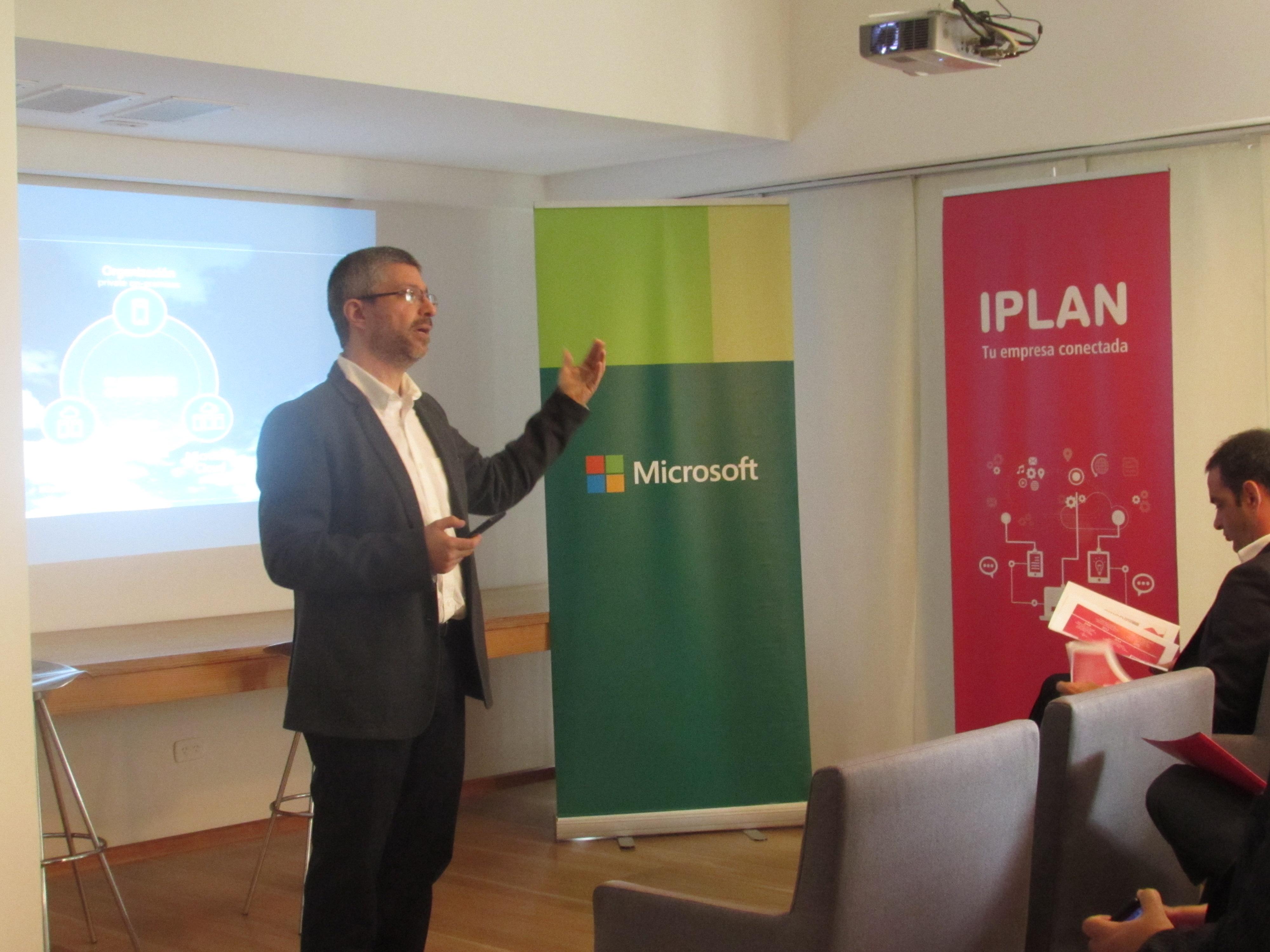 Evento IPLAN-Microsoft