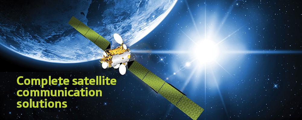 Futurecom 2016: Yahsat invierte US $ 200 millones por el satélite universal de banda ancha en Brasil
