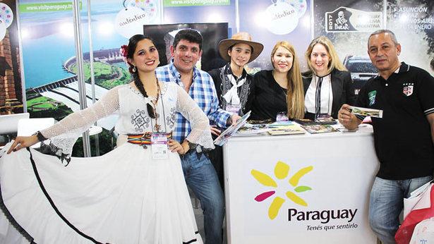 FIT 2016: Paraguay presente
