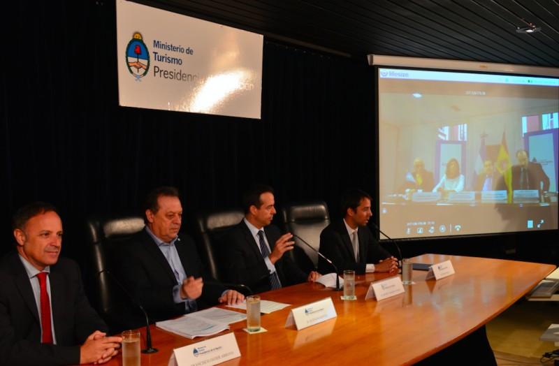 Argentina y España cierran alianza con el objetivo de innovar en turismo