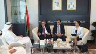 Paraguay y Emiratos Arabes cierran acuerdo de protección económica