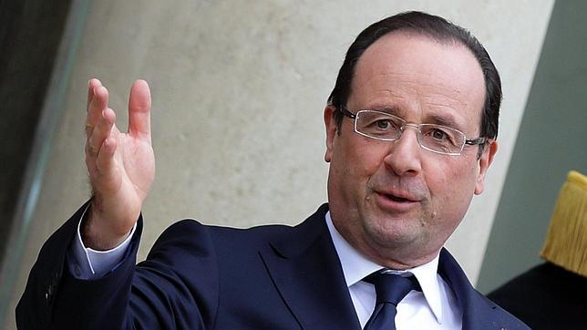 Presidente francés, Francois Hollande