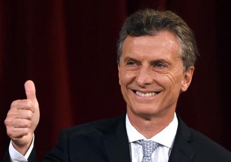 Mauricio Macri promociona en Facebook lugares turísticos de Argentina